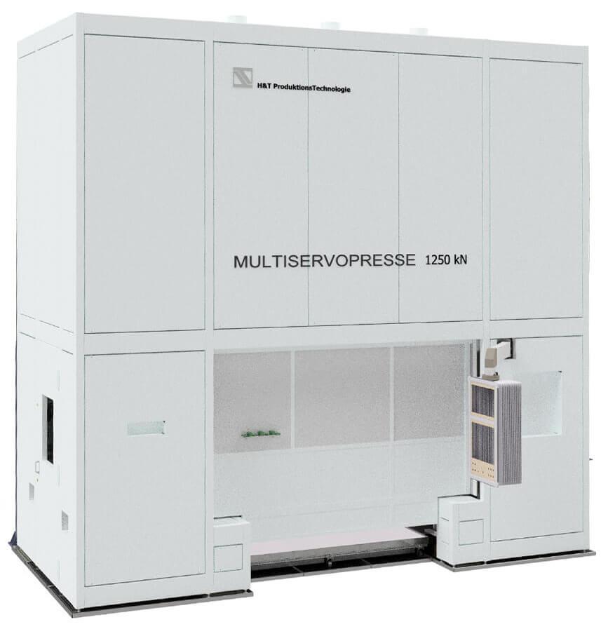 Multiservopresse